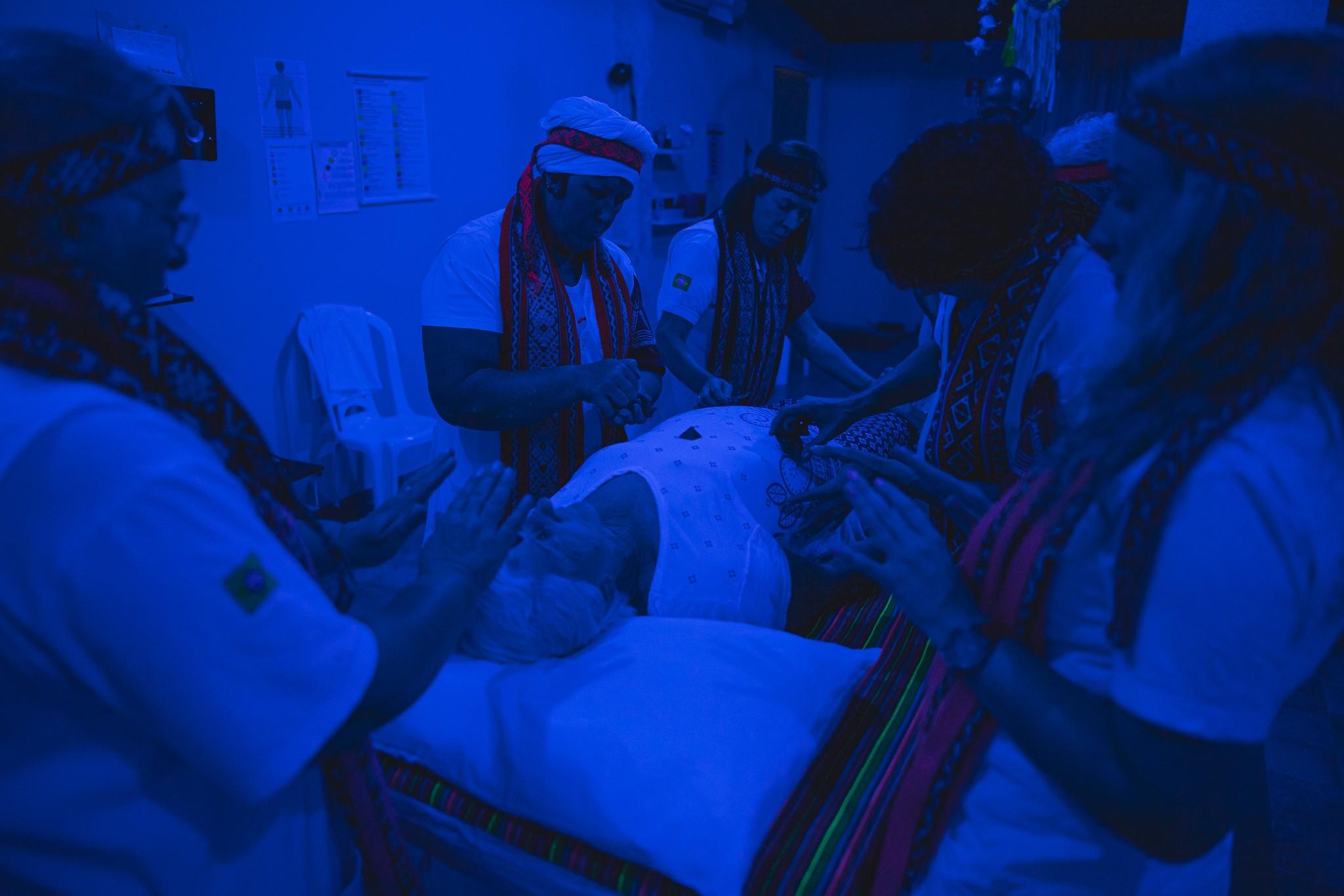Terapia dos Cristais Incas